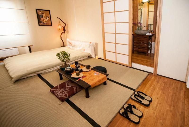 Midori oriental suite for Case giapponesi antiche
