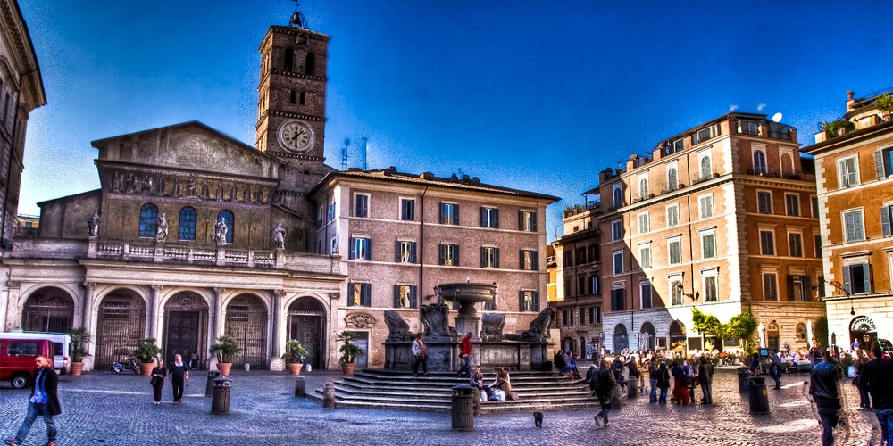 Luxury Bed & Breakfast Trastevere Rome