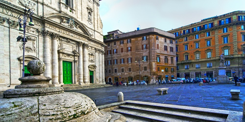 Bed and breakfast a roma centro storico for Hotel roma centro economici