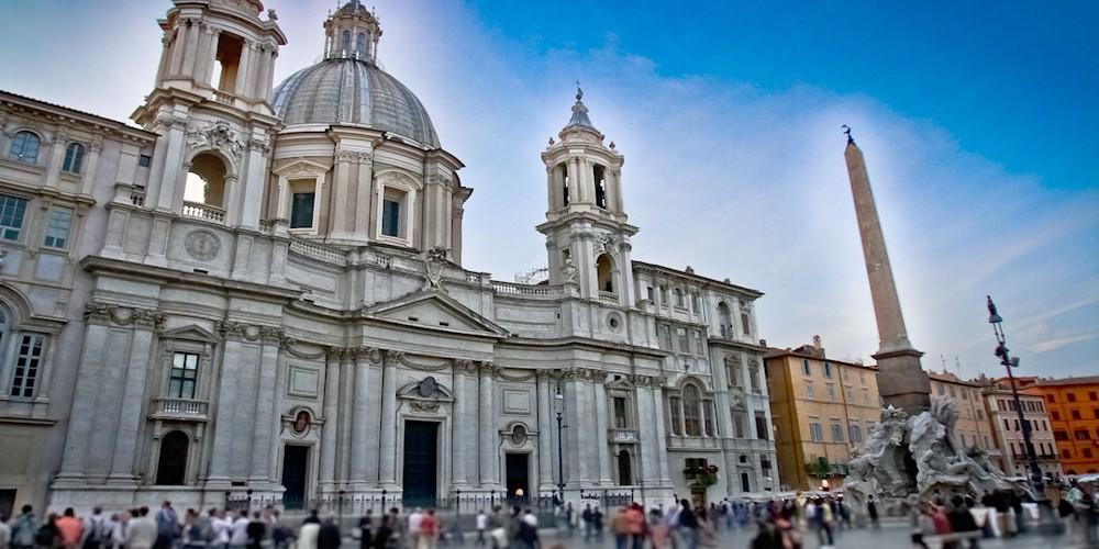 Case vacanza a roma in piazza navona for Casa vacanza roma