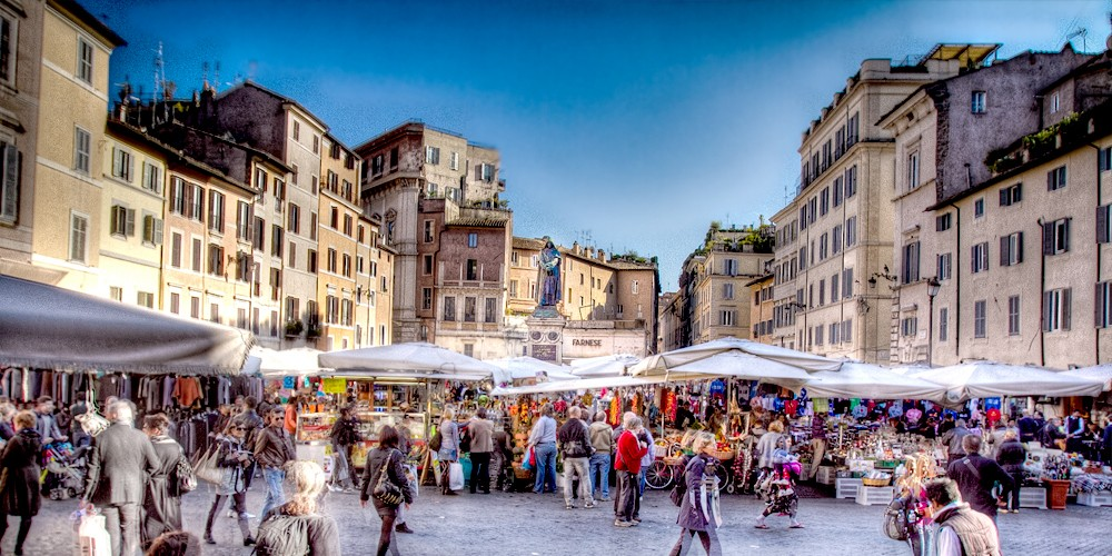 campo de fiori rome nightlife guide - photo#34