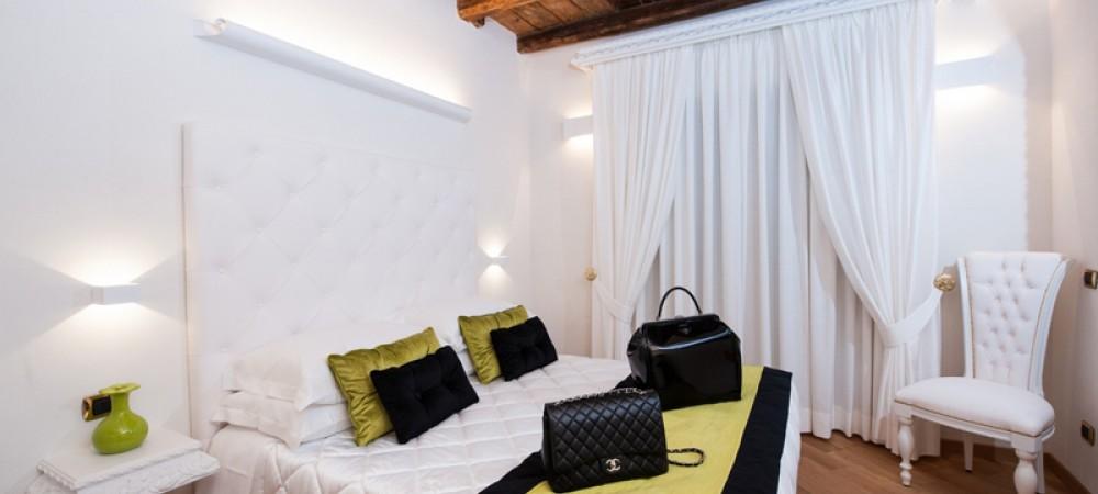 Domus Spagna Capo le Case Luxury Suite