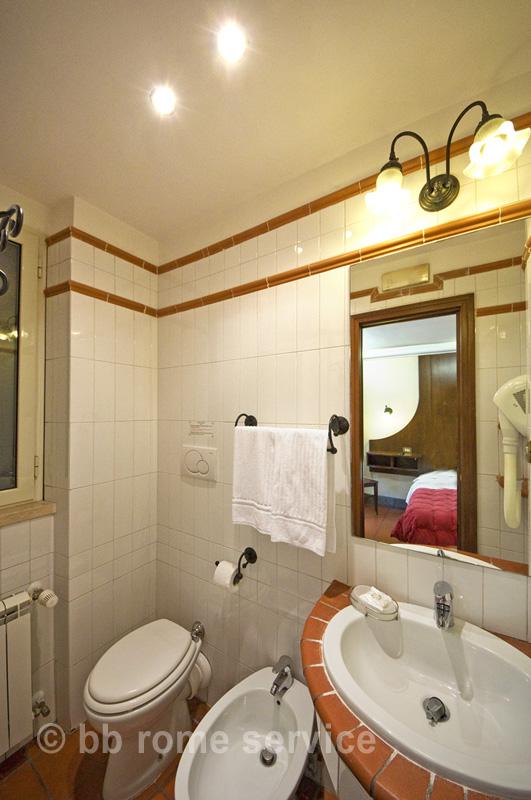 Hotel Panda Roma Booking