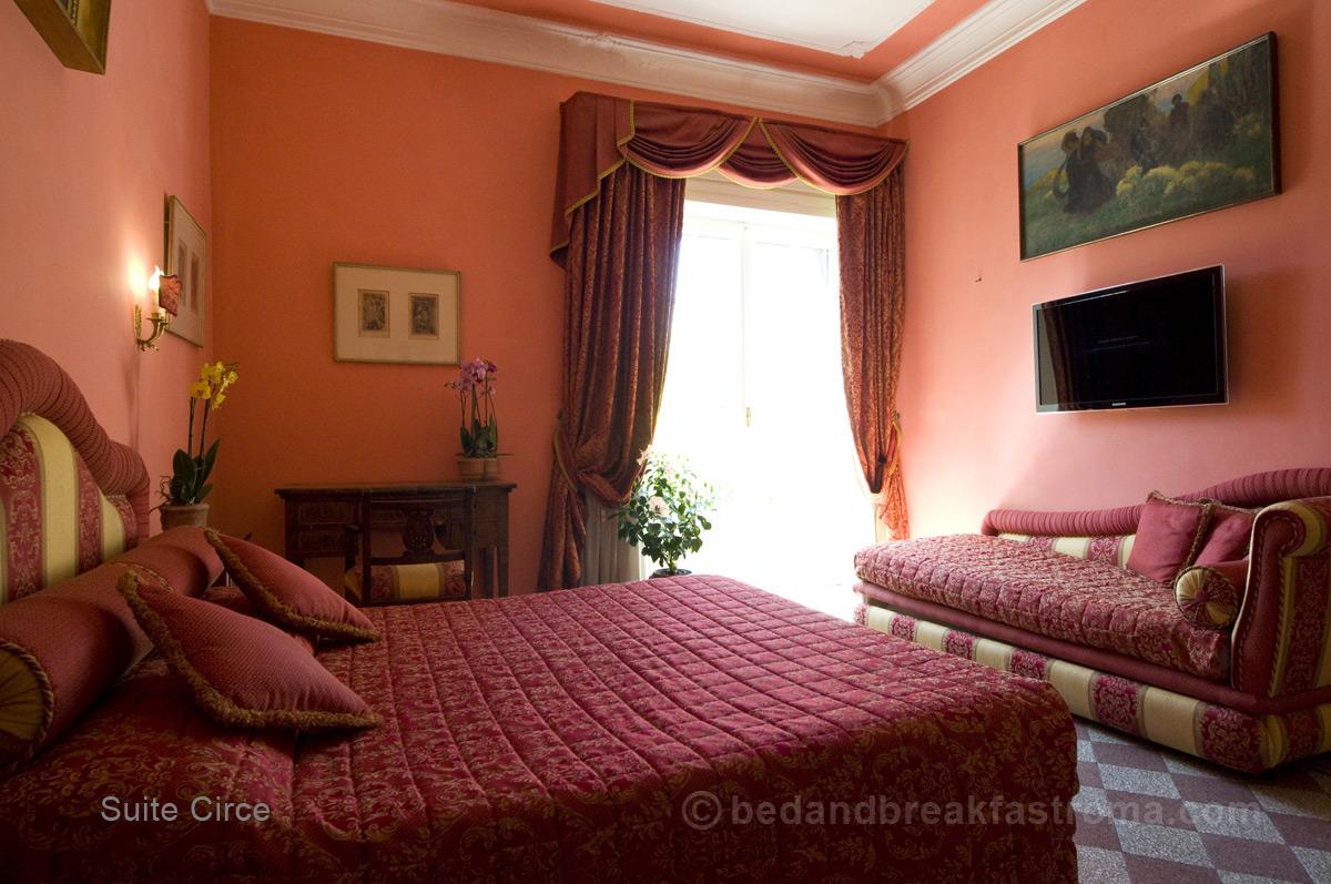 Best camera da letto rosa antico ideas amazing design - Mobili per bed and breakfast ...