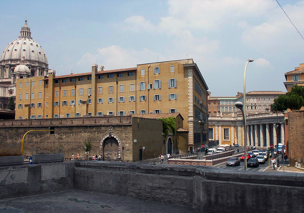 Al Colonnato Di San Pietro Bed And Breakfast
