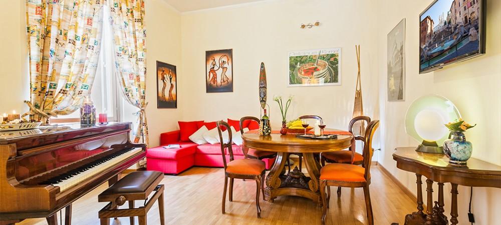 Prati Vatican Apartment
