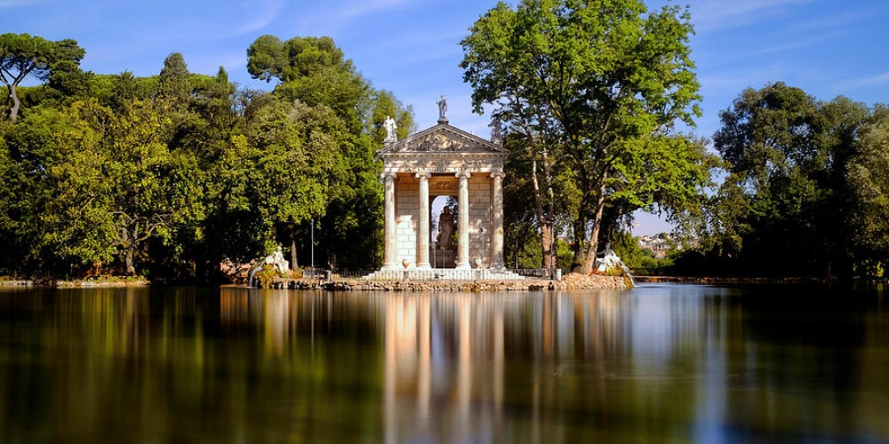 How To Arrive Villa Borghese Rome