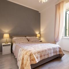Domus Fortunae Vaticano Bagno Camera da letto